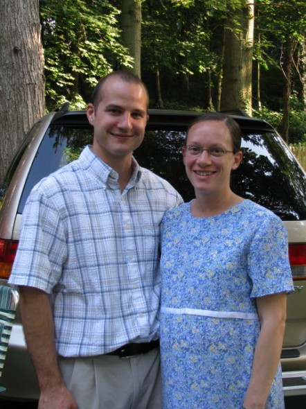 Jason and Denise--only 5 weeks to go till the latest GOP baby makes its appearance.