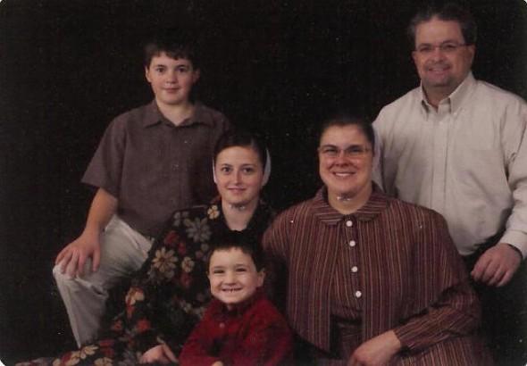 The David Gipe Family
