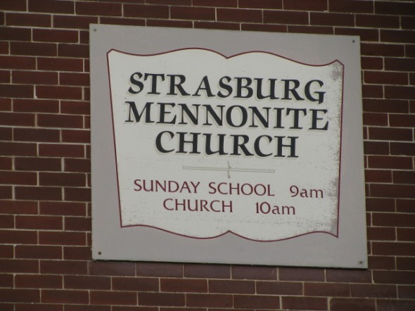 Stasburg Mennonite Church