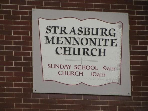 Stasburg Mennonite Church