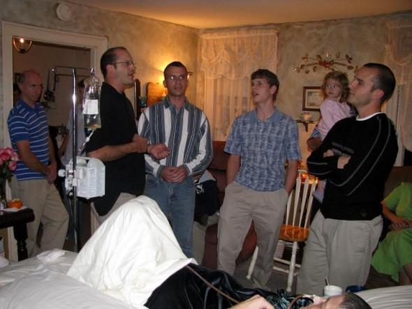 GOP Singing For Diane