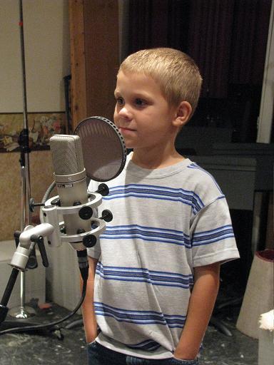 Jacob-- age 6
